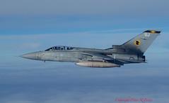 Tornado F.3 ZE204 'UJ' 11 Sq Oct 2002