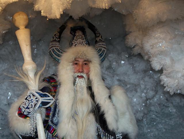 Chyskhan - Yakutian Santa Claus