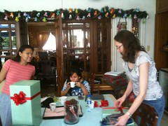 Ayna, Steph, and Amy