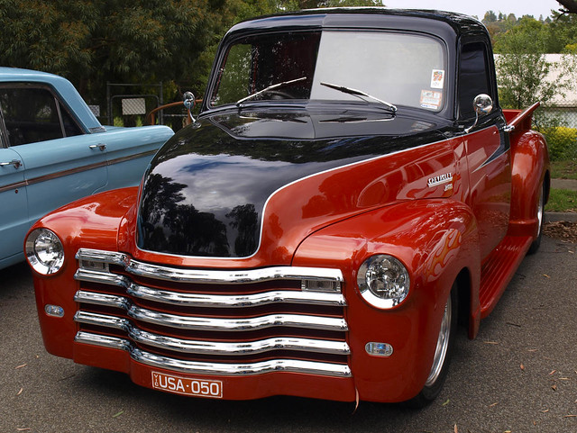 Chevy Pickup 1950  a gallery on Flickr