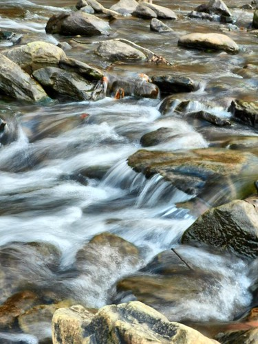 water rural creek rocks stream village pennsylvania moscow country fast pebbles pa poconos brook liquid