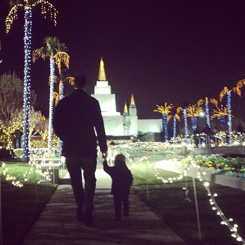 #ldstemple #oakland #christmas