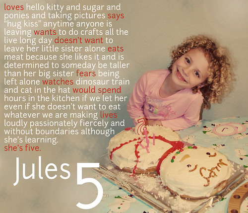 Jules Turns 5
