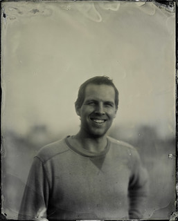 Rick Brennan, Black Glass Ambrotype