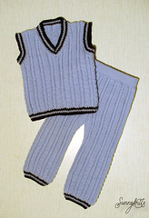 Sailor 2 baby set