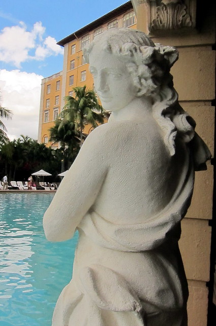 Photo:Florida - Coral Gables: The Biltmore Hotel Pool By wallyg