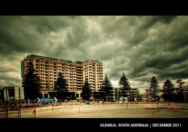 Glenelg South Australia   December 2011