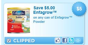 Enfagrow Powder Coupon