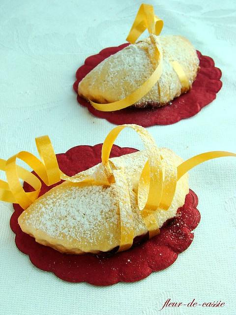 печенье с фруктовой начинкой 1