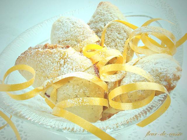 печенье с фруктовой начинкой 2