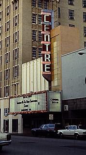 Centre Theater - Corpus Christi, TX.
