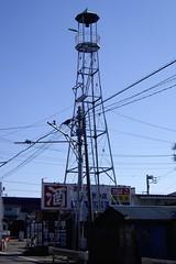 二ツ宮の火の見櫓(さいたま市西区)