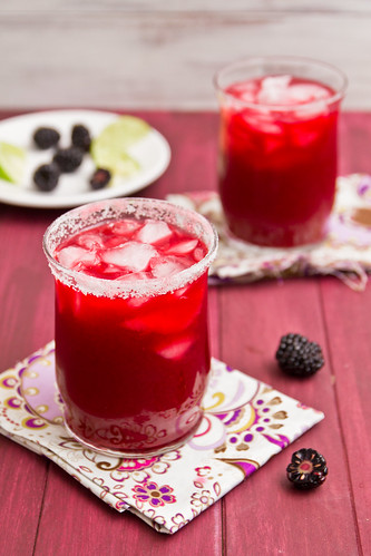 Blackberry Margarita