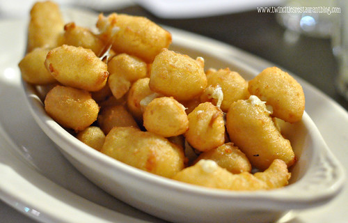 Cheese Curds at Lakeside Club ~ Mahtomedi, MN