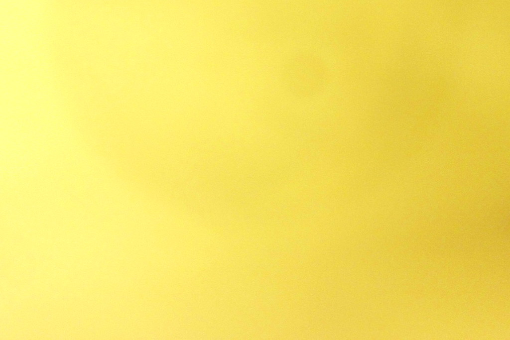 yellow fade