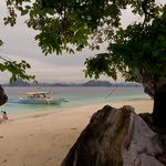 Entalula Island, Tour A + B - El Nido, Palawan (111201-51)