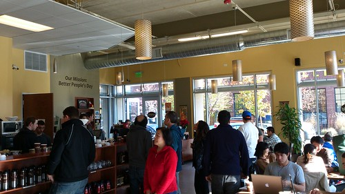 Philz Coffee Tasting Event