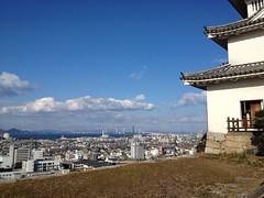 丸亀城 by haruhiko_iyota
