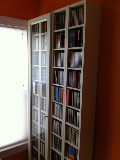 Ikea cd or dvd shelf 125 flickr photo sharing for Meuble cd dvd ikea