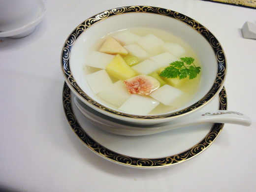 Lunch at Ginza Aster in Shinjuku_4