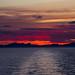 Sunset over Lofoten by Alexander Svendsen