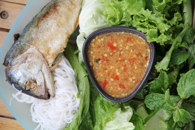 Miang Pla Too เมี่ยงปลาทู