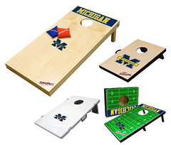 NCAA Cornhole Boards