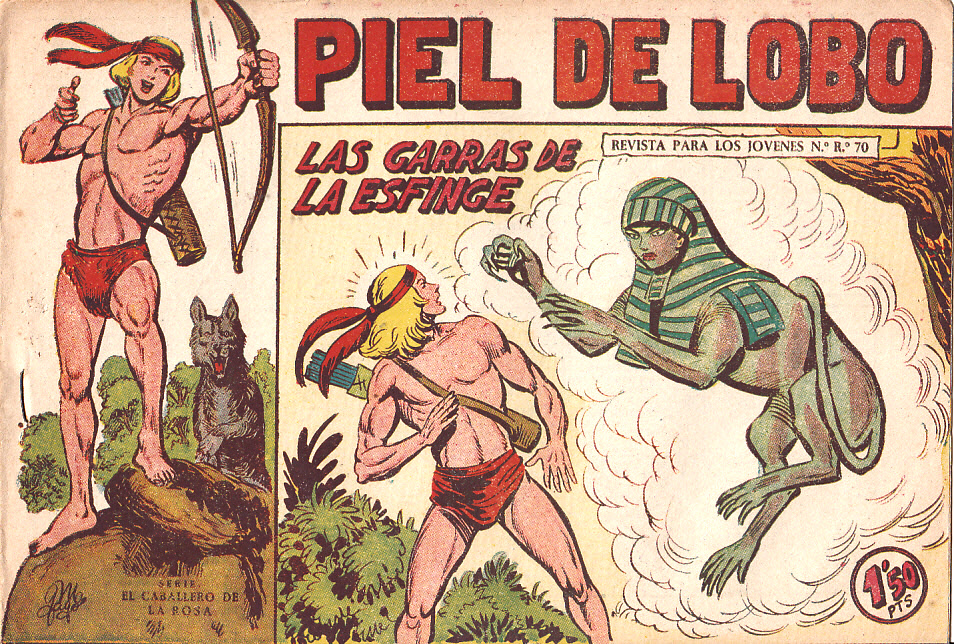 Manuel Gago - Piel de Lobo 9