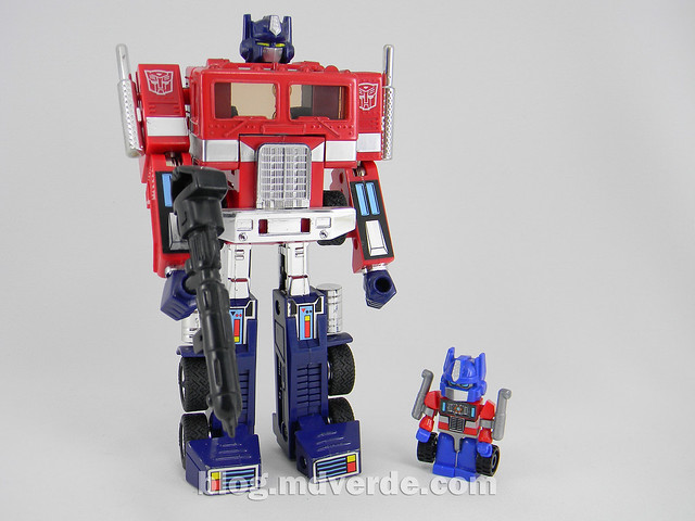 Transformers Kreon Optimus Prime