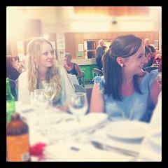 Pretty sisters. @jayne_iris & Charlotte