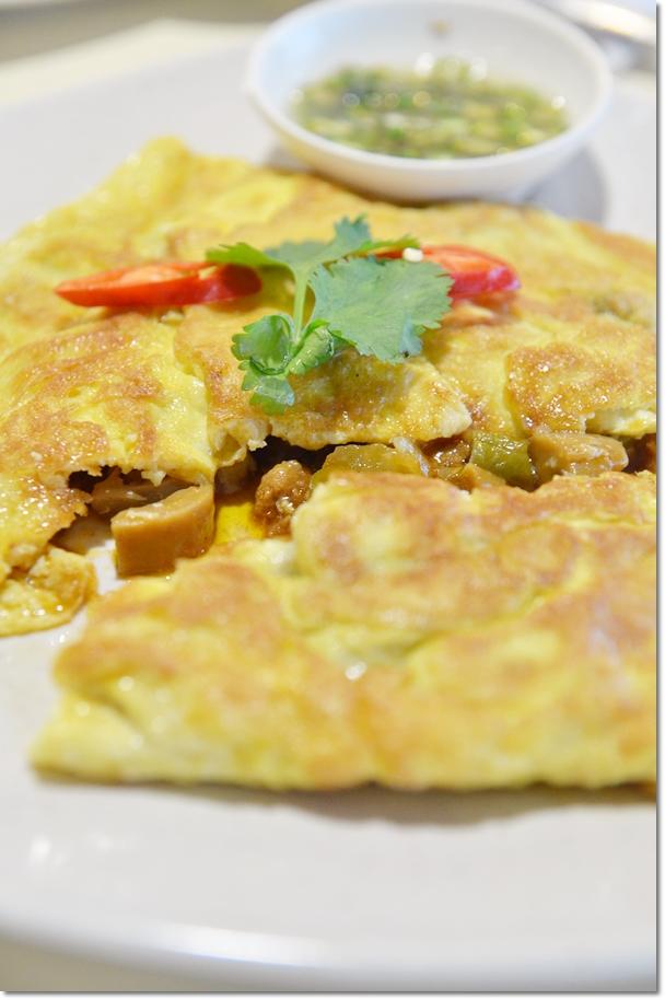 Thai Egg Omelette