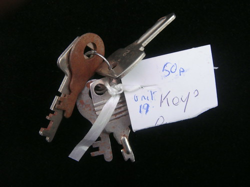 50 pence keys by a1scrapmetal