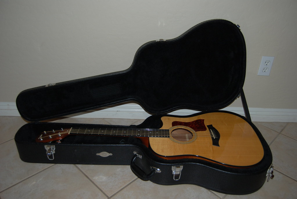 Sold: Taylor 310ce Acoustic Guitar