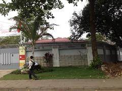 Aung San Soo Kyi's House