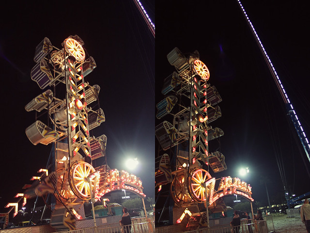 carnival adventure 18 diptych