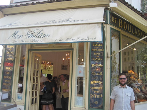 First stop: the Max Poilane bakery