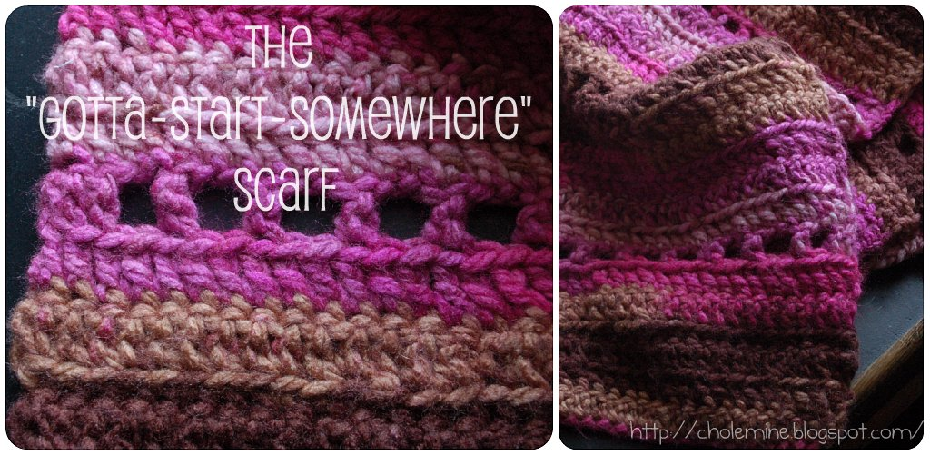 scarf title