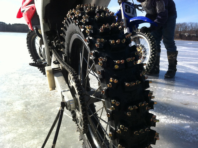 Got snow? Try retractable-stud snow tires - Business - Autos
