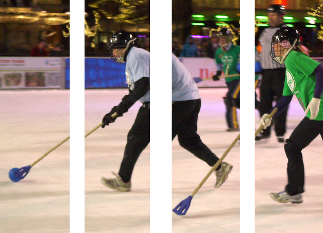 Little Kings Broomball