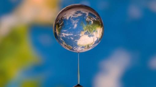 La Tierra en una gota de agua (PijamaSurf)