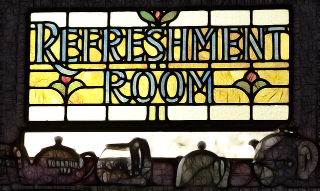 Refreshment Room [batik]
