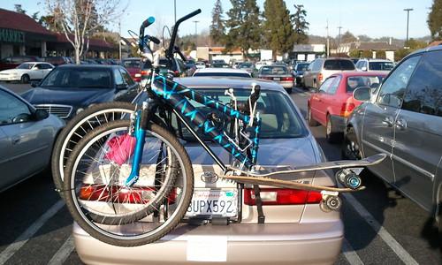 Bike skate