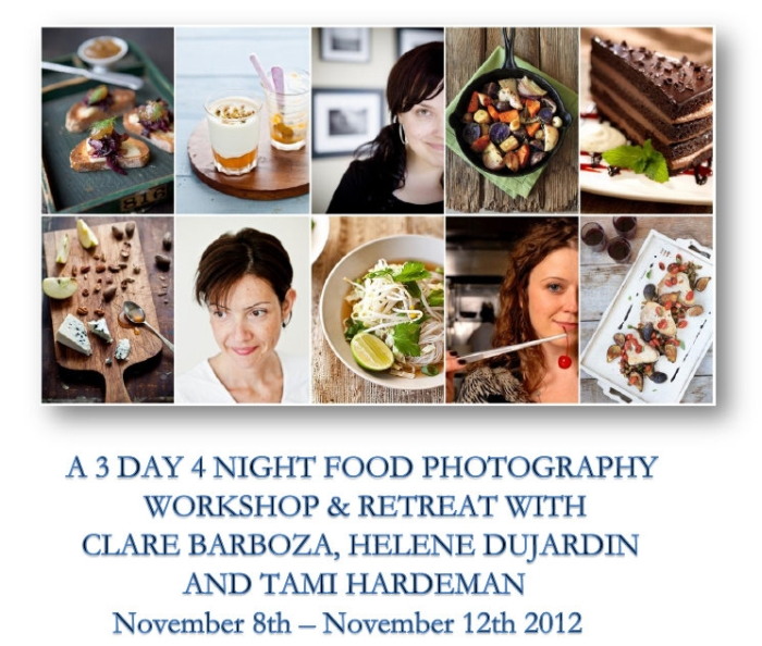 Workshop November 8th-12th