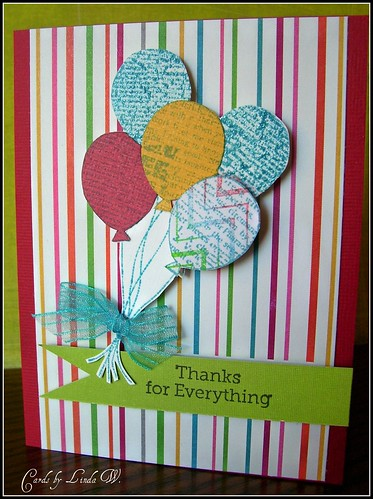 Hostess Blog Hop Jan 2012 Balloon Thanks