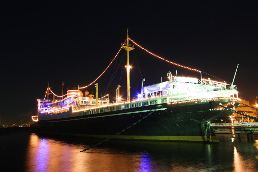 Yokohama Night Photo (19)