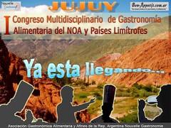 1er Congreso Multidisciplinario Gastronomía Alimentaria del NOA y Países Limítrofes