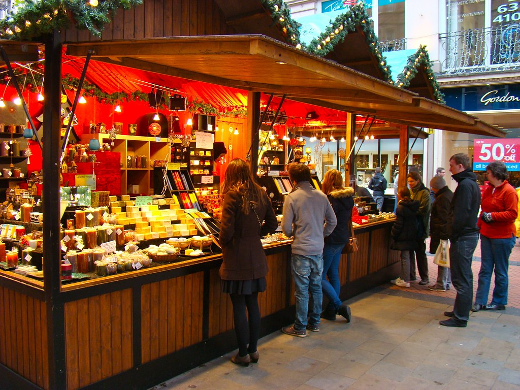 The Most Beautiful Christmas Markets in Europe