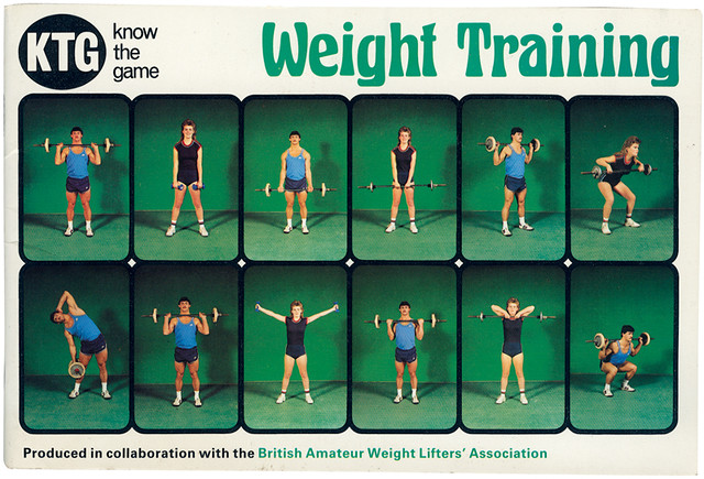 know the game - weight training