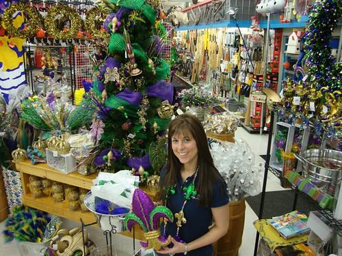Tubbs Cajun Gifts, Bossier City: Carnival emporium nonpareil by trudeau