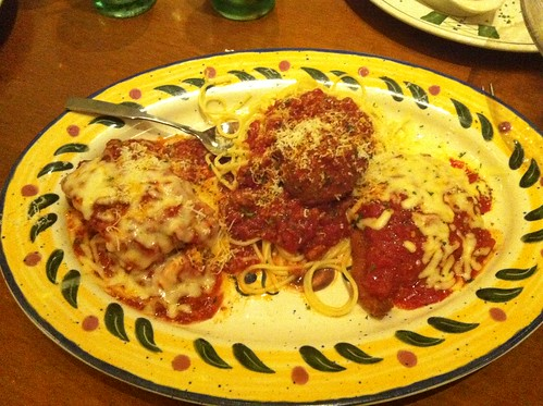 Olive Garden Review